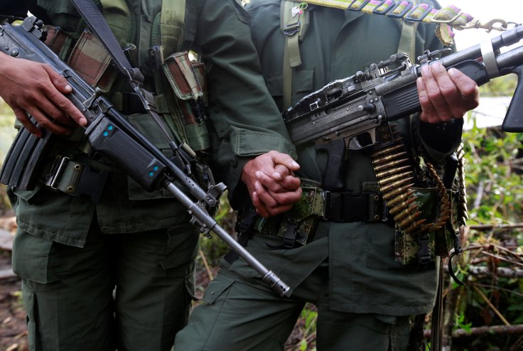 FARC ÇiFT