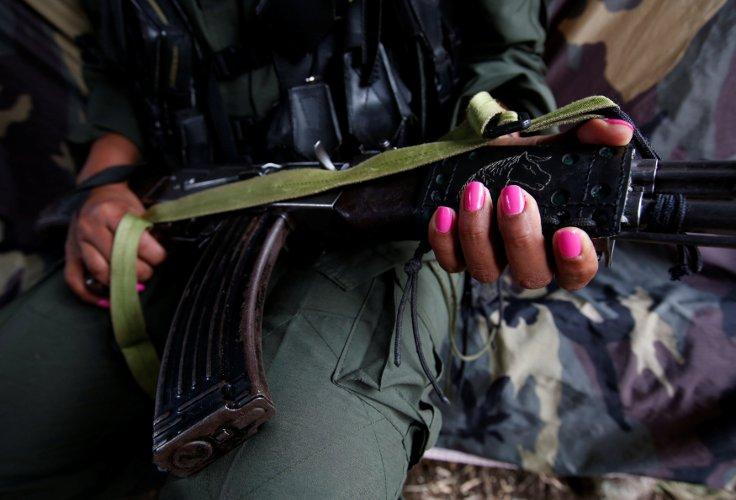 FARC LEİDİ