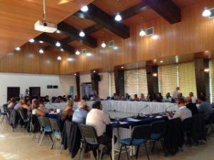 Diyarbakır'daki yuvarlık masa toplantısında Kolombiya'daki barış süreci tartışıldı.