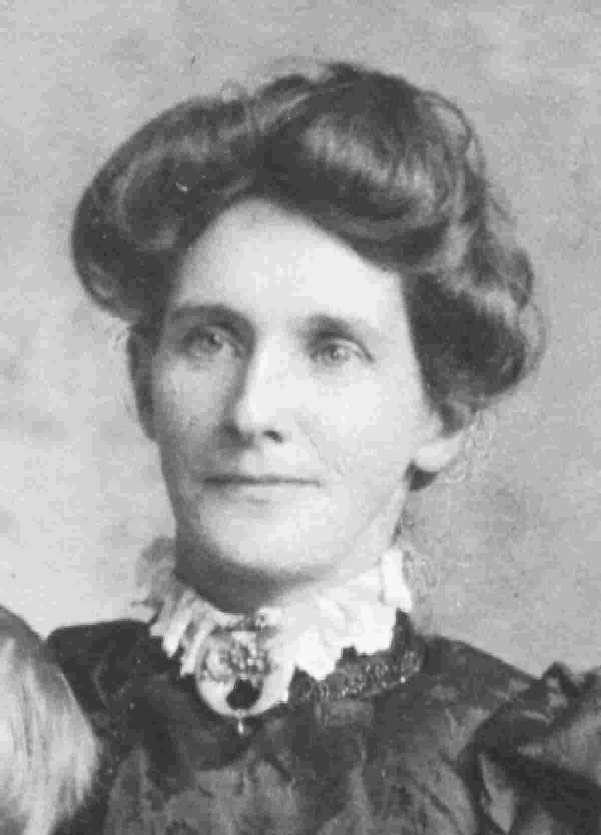 Bilinen ilk açlık grevcisi Marion Dunlop