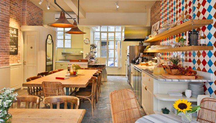 Fotoğraf, restoranın kendi sitesinden alınmıştır.