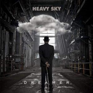 """Heavy Sky'ın ilk albümü olan """"Dreammer"""""""