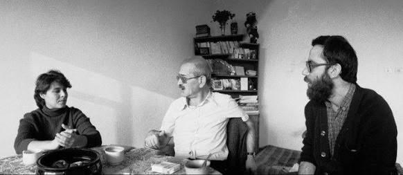Nilgün Marmara, Ece Ayhan ve Haydar Ergülen