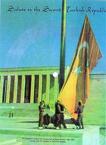 27 Mayıs döneminde yaptırılmış kağıt plak