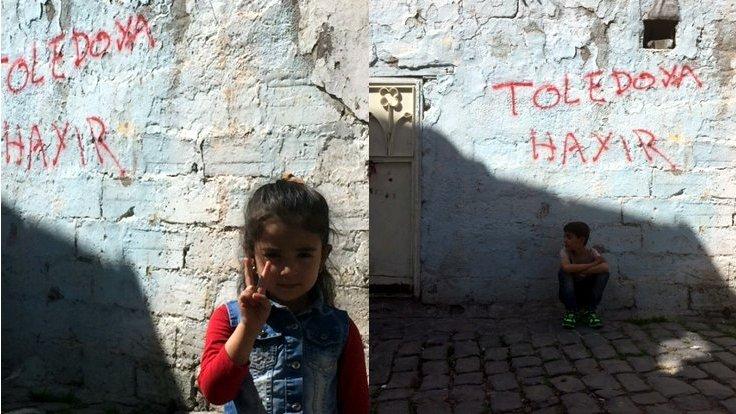 Suriçi'ndeki çocuklar