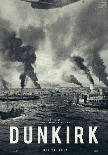 Dunkirk, Christopher Nolan, 2017.