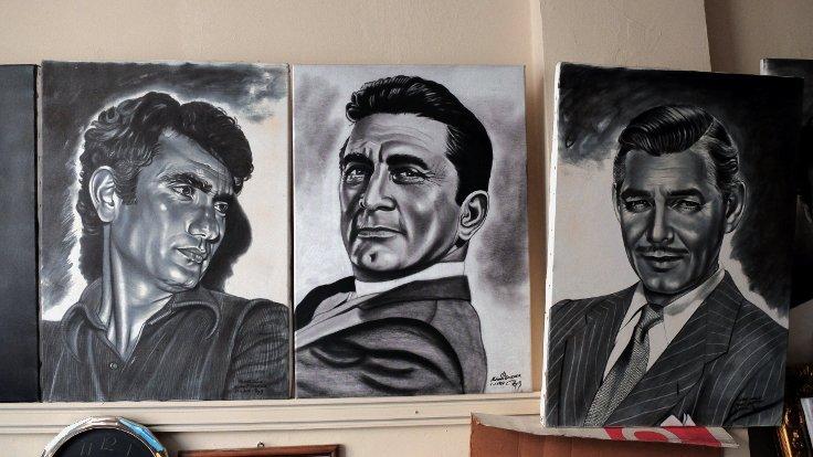 Yılmaz Güney, Kirk Douglas ve Clark Gable...