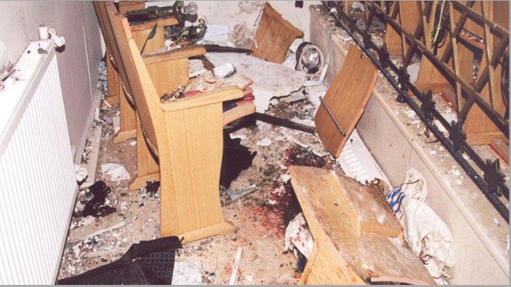 İstanbul'da 2013 yılında iki sinagoga yönelik intihar saldırıları gerçekleştirilmişti.