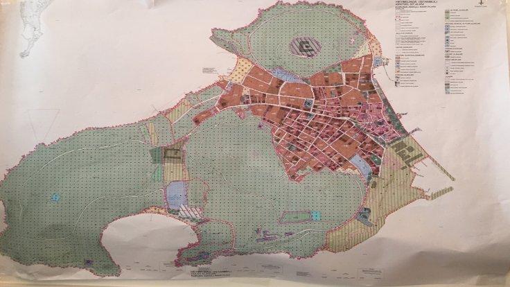 Heybeliada Kentsel Sit Alanı Koruma Amaçlı İmar Planı