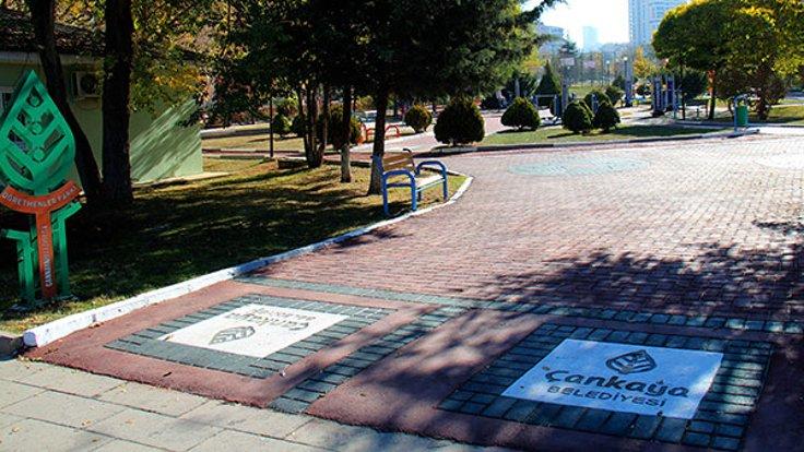 Öğretmenler Parkı zemin asfaltlaması